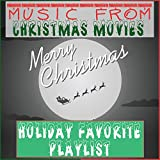 Music From Christmas Movies: Holiday Favorite Playlist
