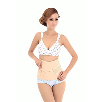25a42fba26 Breathable Adjustable Elastic Abdominal Binder Postpartum Belly Waist Slim  Slimming Shaper Support Girdle Belt Post Pregnancy
