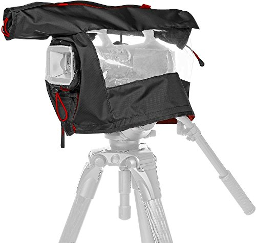 Manfrotto MB PL-CRC-13 Video Rain Cover (Black)