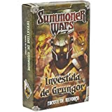 Investida de Grungor: Pacote de Reforços Summoner Wars - Galápagos Jogos