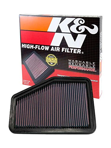 K&N 33-2220 High Performance Replacement Air Filter