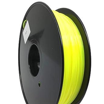 1.75/3.0mm Pla impresora 3D material de filamentos 1kg ...