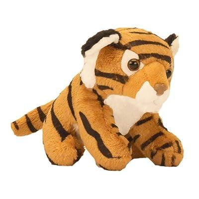 """Wild Republic Tiger Plush, Stuffed Animal, Plush Toy, Gifts for Kids, Cuddlekins 5"""": Toys & Games"""