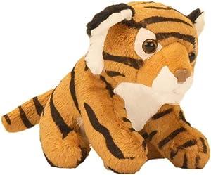 """Wild Republic Tiger Plush, Stuffed Animal, Plush Toy, Gifts for Kids, Cuddlekins 5"""""""