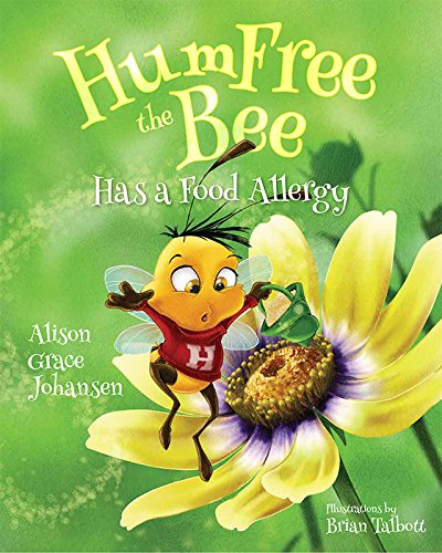 HumFree Bee Has Food Allergy product image