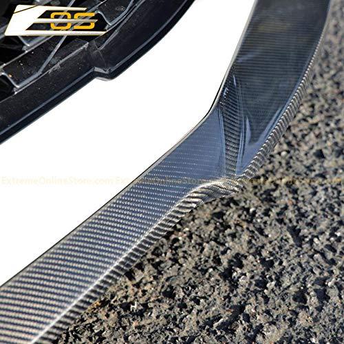 For 2016-2018 Chevrolet Camaro SS EOS ZL1 Style CARBON FIBER Front Bumper Lower Lip Splitter