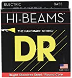 DR Strings HI BEAMS SHORT SCALE 5 STRING BASS