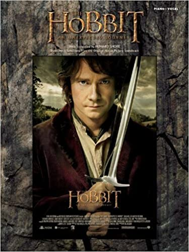 The Hobbit: An Unexpected Journey: Selections from the Motion Picture Soundtrack PVG by Howard Shore (2013)