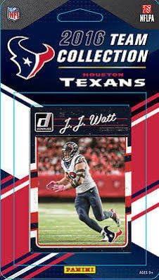 2016 Donruss #115 Brock Osweiler Houston Texans Football Card
