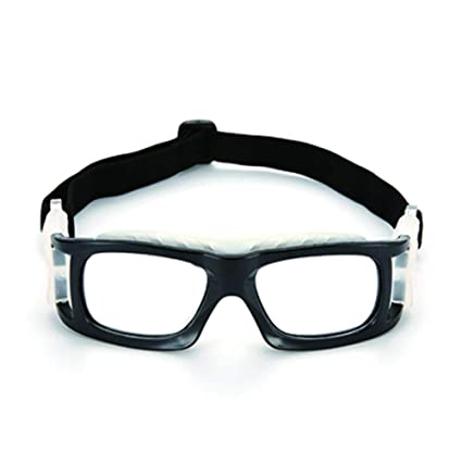 cd5379219 Amazon.com : Eachbid Sport Eyewear Protective Goggles Protective Spectacles  Glasses Safe for Basketball Soccer Football Cycling : Sports & Outdoors