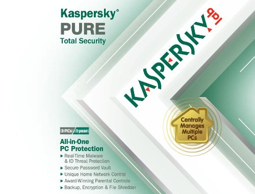 Kaspersky Pure 3 User – FFP