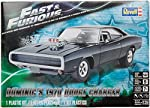 Revell Fast & Furious Dominic's 1970 Dodge Charger Plastic Model Kit by Revell