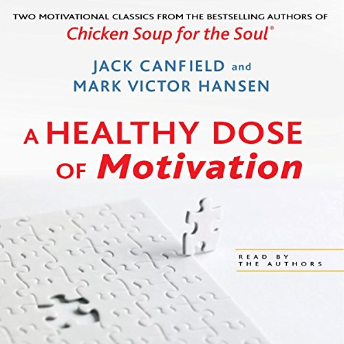 A Healthy Dose of Motivation: 'The Aladdin Factor' and 'Dare to Win' Audiobook [Free Download by Trial] thumbnail