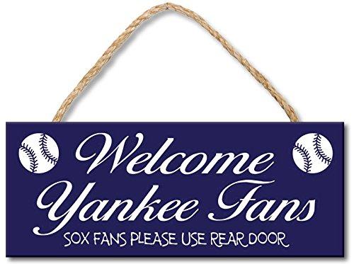 DOOR HANGERS YANKEES FANS 4