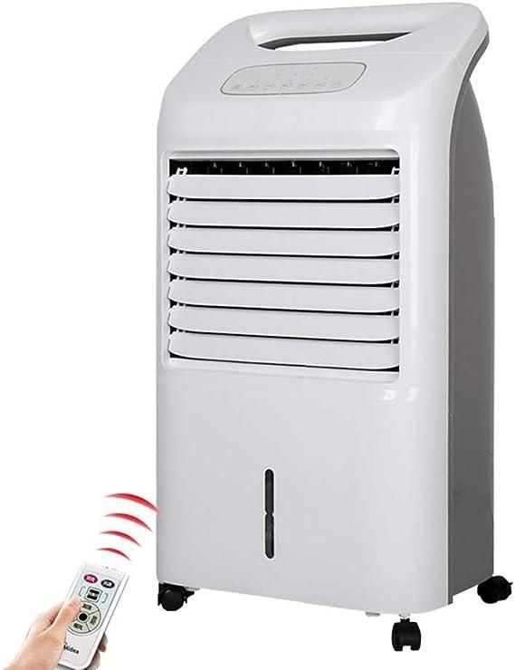 JJSFJH Aire acondicionado, unidad de aire acondicionado portátil con deshumidificador y ventilador para habitaciones, control remoto, montaje en pared de ventana, modo de suspensión y velocidad de 3 v: Amazon.es: Hogar
