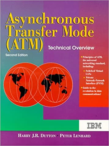 Asynchronous Transfer Mode (ATM) Technical Overview: Harry J R