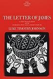 The Letter of James, Luke Timothy Johnson, 0385413602