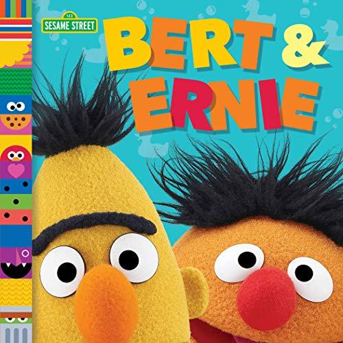 Book Cover: Bert & Ernie