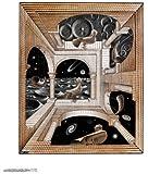 Another World Art Poster Print by M. C. Escher, 22x26