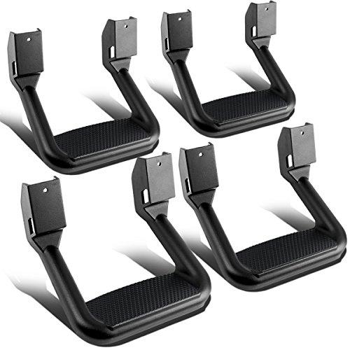 K-X2 Aluminum Side Steps (4pcs) ()