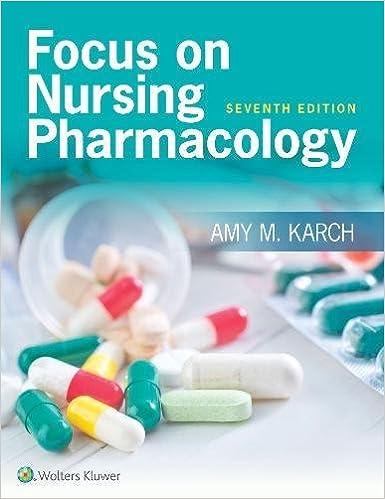 Amazon.com: Pharmacology - Nursing: Books