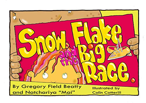 Snow Flake and the Big Race