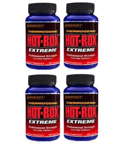 Biotest Hot-Rox Extreme - 100 Capsules (4 ()