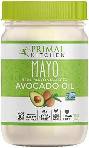 Primal Kitchen, Mayo with Avocado Oil, 12 oz