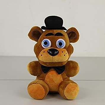 Kawaii Five Nights At Freddys Brinquedos Fnaf World Freddy Fazbear Plush Stuffed Animal Juguetes Baby Toys