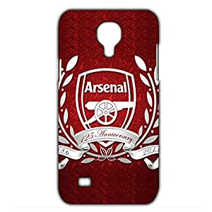 Custom Design FC Arenal Football Club Phone Case Cover For Samsung Galaxy S4mini 3D Plastic Phone Case