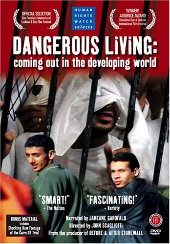 DVD : Janeane Garofalo - Dangerous Living: Coming Out In The Developing (DVD)