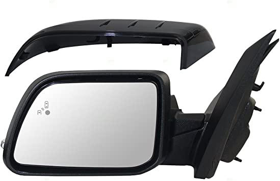 A BRAND NEW #1 QUALITY POWER HEATED MIRROR~LEFT HAND SIDE DRIVER DOOR~W// MEMORY