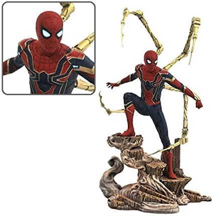 Infinity War Iron Spider-Man Statue NEW Marvel Gallery PVC Avengers