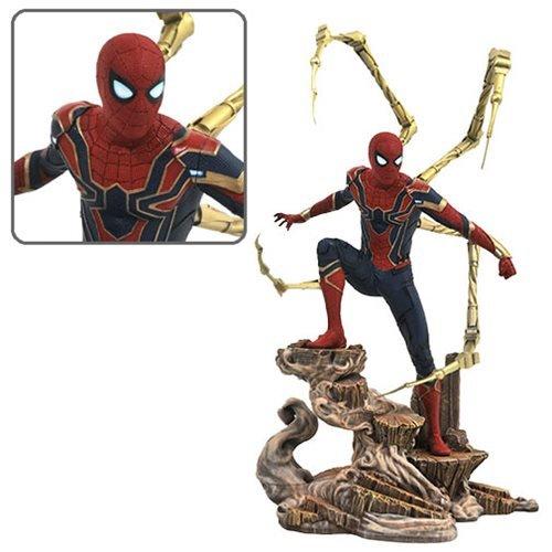 AVNGRS Avengers: Infinity War Iron Spider-Man Statue