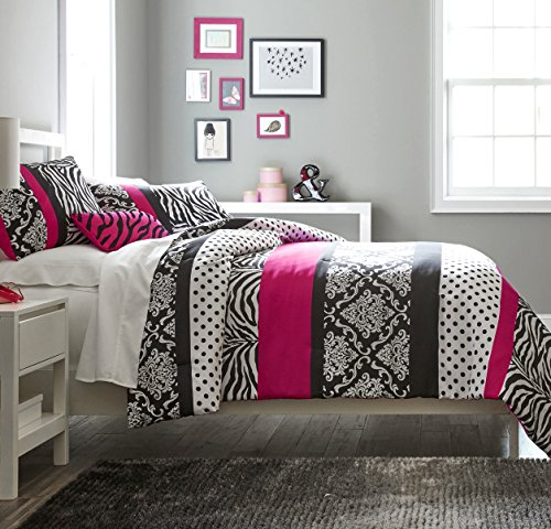 Zebra Kids Bedding - 7
