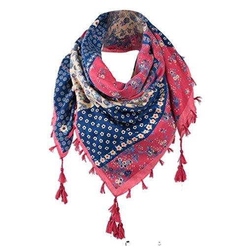 Organic Jacquard Blanket (Women's Scarf Plaid Blanket Scarf Women Checked Shawl Long Scarves Warm Tartan by Qisc 41.73