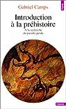 Introduction à la préhistoire par Camps