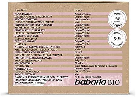Babaria 31714 Contornos de Ojos Antiedad, 15 ml