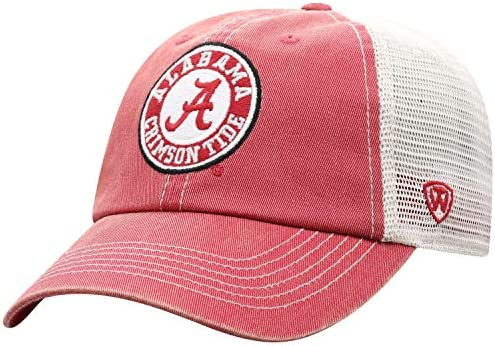 best place clearance sale check out Top of the World NCAA Men's Hat Adjustable Vintage Team Icon, Mens ...