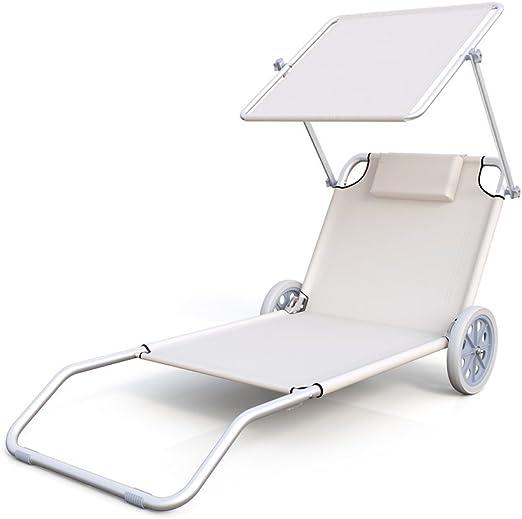 Tumbona de playa con ruedas tumbona con ruedas tumbona trolley ...