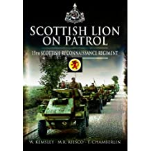 Scottish Lion on Patrol: 15th Scottish Reconnaissance Regiment