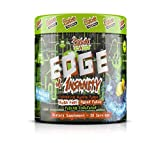 Edge of Insanity Pre-Workout - Exploding Muscle Pumps Blue Lemonade Flavor, 300 Grams (Blue Lemonade Pre Workout)