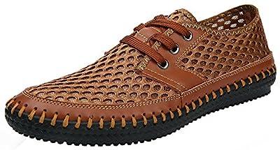 Mohem Men's Poseidon Mesh Walking Shoes Casual Water Shoes