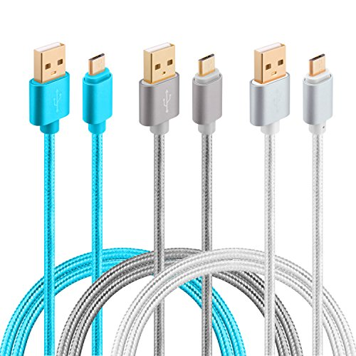 Android Charger HI CABLE Braided Charging