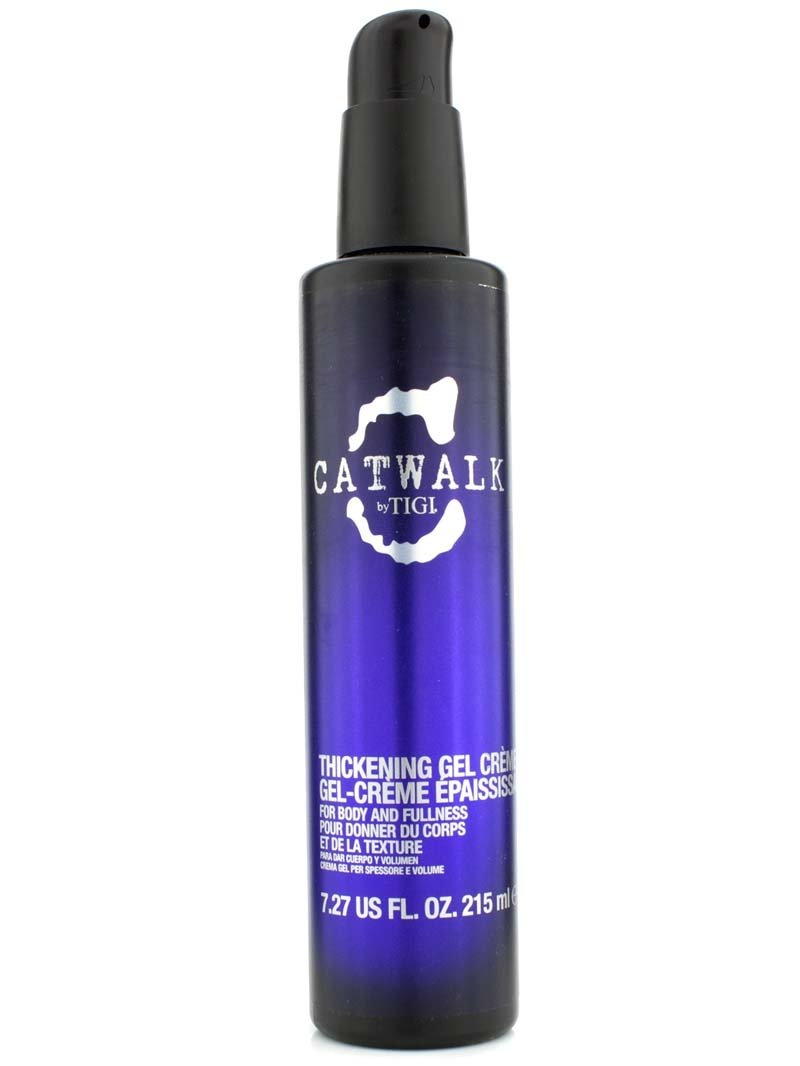 TIGI Catwalk Thickening Gel Creme By Tigi for Unisex 7.27 Oz Gel