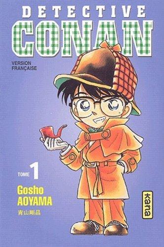 Detective conan n° 1 Détective Conan