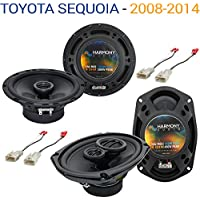 Toyota Sequoia 2008-2014 Factory Speaker Upgrade Harmony R69 R65 Package New
