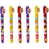 Little Kids Jelly Belly Scented Bubble Wand 6pk WLM