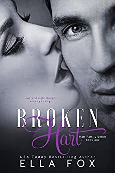 Broken Hart (The Hart Family Book 1) by [Fox, Ella]