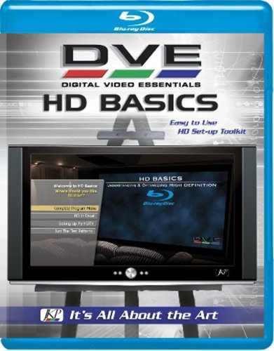 Digital Video Essentials [Blu-ray] Paramount Home Video Instructional / Educational Movie Film